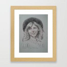 Sophie Hunter Framed Art Print