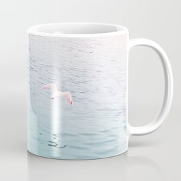Seagull flying Coffee Mug