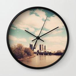 Columbus Ohio 2 Wall Clock