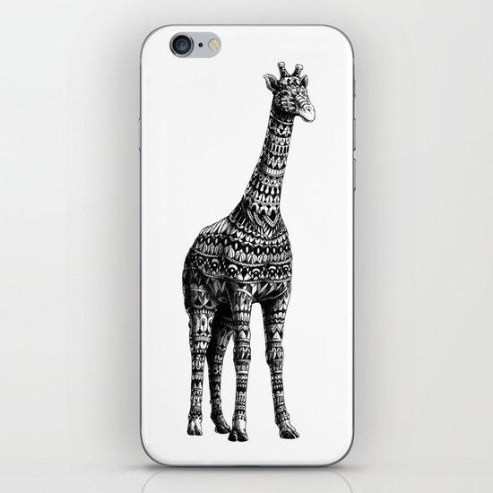 Ornate Giraffe iPhone & iPod Skin