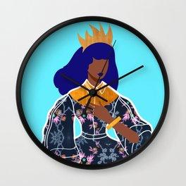 Ballgown Wall Clock