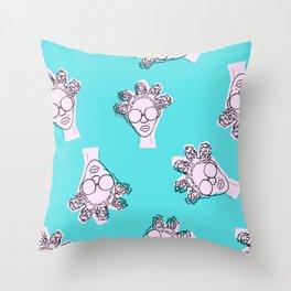 N'Dey II Throw Pillow
