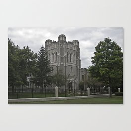 The Waterworks Canvas Print