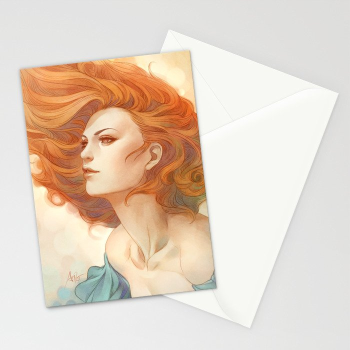 Pepper Breeze New Stationery Cards