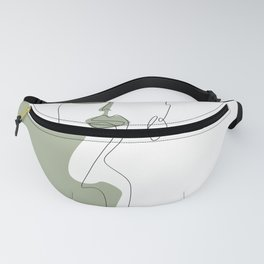 Looking Green Fanny Pack