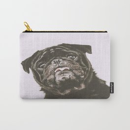 Curious Inky Carry-All Pouch