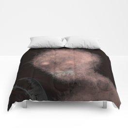 Ghost 02 Comforters