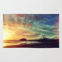 Santa Monica Sunset Rug