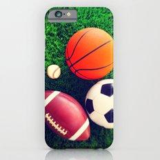 SPORTS iPhone 6s Slim Case
