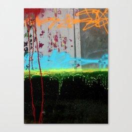 Losing Focus Canvas Print