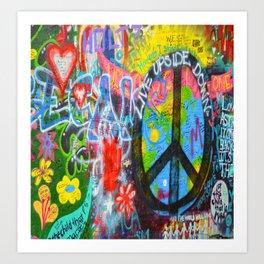Peace Kunstdrucke