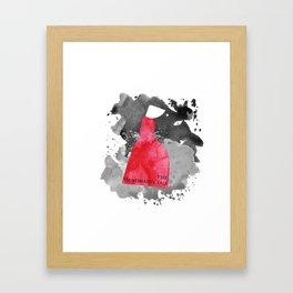 Tale of the Handmaid Framed Art Print