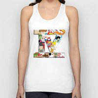 fandom Tank Tops featuring Define Fandom? by Wayko World