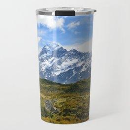 Mount Cook Travel Mug