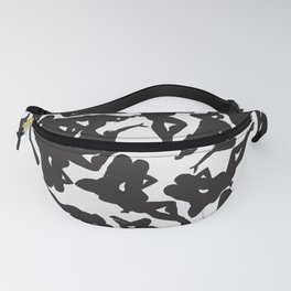3 Silhouettes Fanny Pack