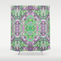 singapore Shower Curtains featuring SINGAPORE by IZZA