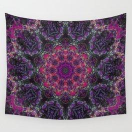 Shadow Mandala Wall Tapestry