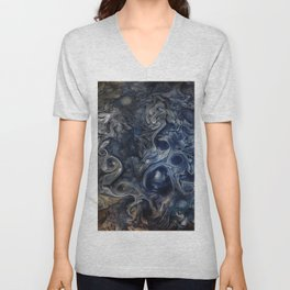 Jupiter Blues Unisex V-Neck