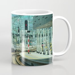 Gdansk wrzeszcz train station Coffee Mug