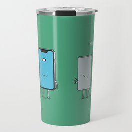 Positive connection Travel Mug