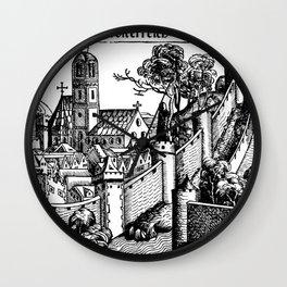 Steyr Wall Clock