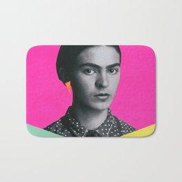Modern Frida Bath Mat