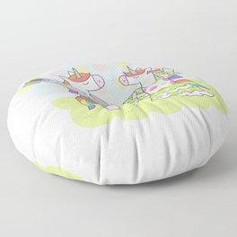 Unicorn Flamenco Floor Pillow