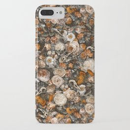 Baroque Macabre iPhone Case