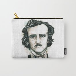 Edgar Allan Poe and Ravens Carry-All Pouch