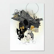 RIG Canvas Print