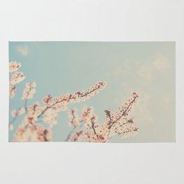spring is in bloom ...  Rug