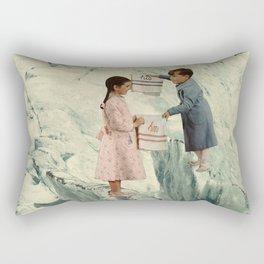 His & Hers Rectangular Pillow