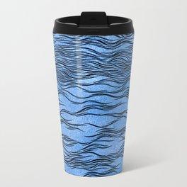 Man & Nature - The Dangerous Sea Metal Travel Mug