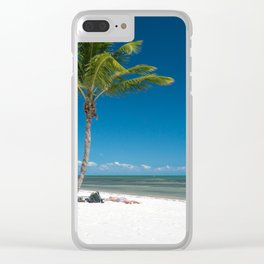 Key West Clear iPhone Case