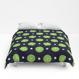 Lime a Lot Comforters