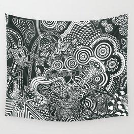 Polynesian Wall Tapestry