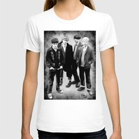 blur T-shirts featuring Blur by Dasha Borisenko
