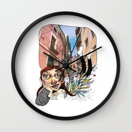 Dreammer Wall Clock