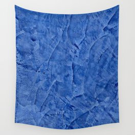 Beautiful Vibrant Light Blue Plaster #society6 #bluedecor #blue Wall Tapestry