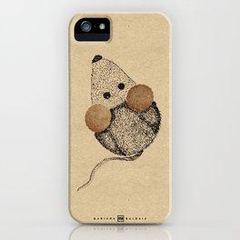 Parmesan Cookies iPhone Case