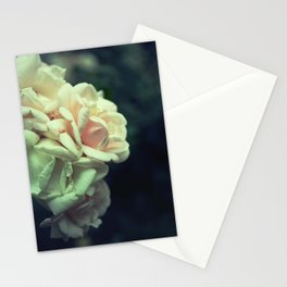 Roses vintage Stationery Cards