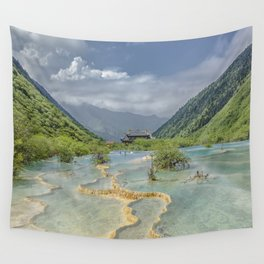 Sichuan, China Wall Tapestry