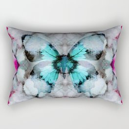 Ink 63 Rectangular Pillow