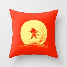 gokumoon Throw Pillow