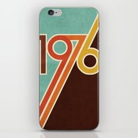 portal iPhone & iPod Skins featuring PORTAL by Untitled