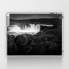 Godafoss Waterfall Laptop & iPad Skin