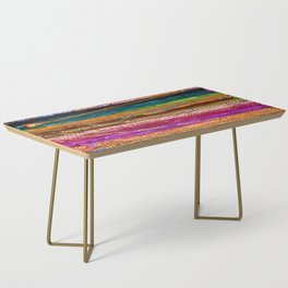 Indian Colors Coffee Table