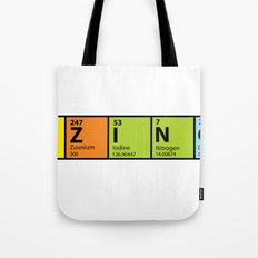 Bazinga Periodical Tote Bag