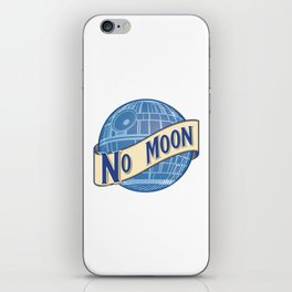 No Moon Brewery iPhone Skin