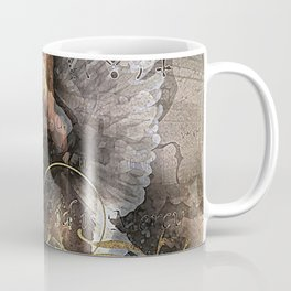 Cover You with His Feathers Coffee Mug